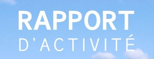 rapport d'activités efob