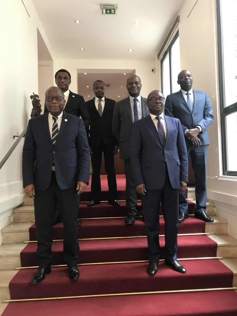 efob ambassade du Bénin a Paris